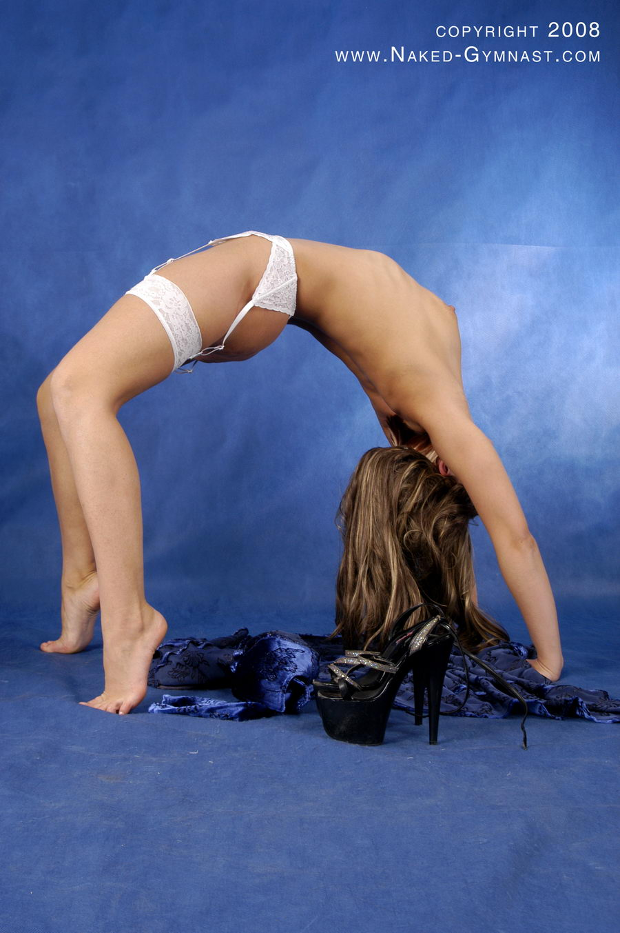 Your place Extreme nude gymnastics